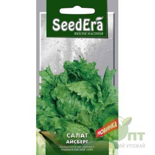 Семена Салат Айсберг (кочанный), раннеспелый, 1 г (SeedEra)