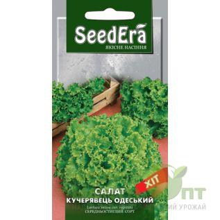 Семена Салат Одесский Кучерявец (листовой), среднеспелый, 1 г (SeedEra)