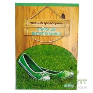 Семена газонной травы Стойкая к вытаптыванию 400 г (Feldsaaten Freudenberger)