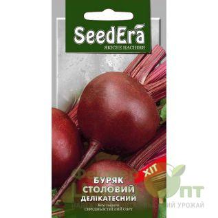 Семена Свекла Деликатесная, среднеспелая, 3 г (SeedEra)