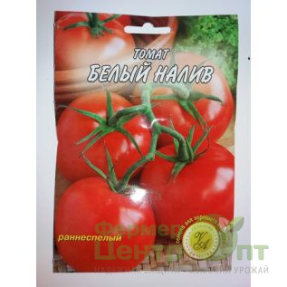 Семена Томат Белый налив, раннеспелый, 3 гр. (L A)