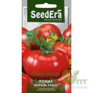 Семена Томат Король Гигантов, среднепоздний, 0,1 г (SeedEra)