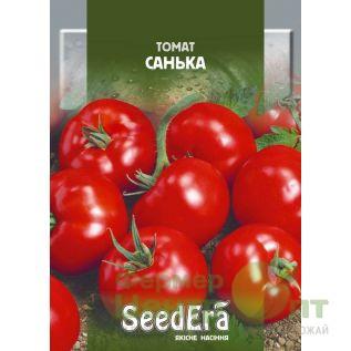 Семена Томат Санька, раннеспелый, 3 г (SeedEra)