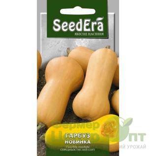 Семена Тыква Новинка, среднеспелая, 3 г (SeedEra)