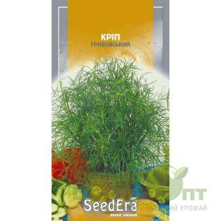Семена Укроп Грибовский, раннеспелый, 3 г (SeedEra)