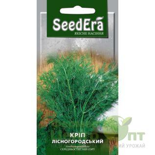 Семена Укроп Лесногородский, среднеспелый, 3 г (SeedEra)