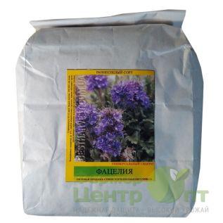 Семена Фацелия, раннеспелая, 1 кг (Фермер Центр Опт)