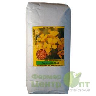 Семена Горчица Желтая, раннеспелая, 1 кг (Фермер Центр Опт)