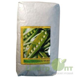Семена Горох Овощное чудо, среднеспелый, 1 кг (Фермер Центр Опт)