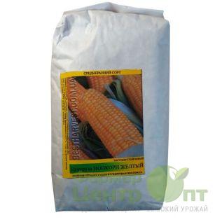 Семена Кукуруза Попкорн желтый, среднеранняя, 1 кг (Фермер Центр Опт)