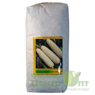 Семена Кукуруза Снежная королева, раннеспелая, 1 кг (Фермер Центр Опт)