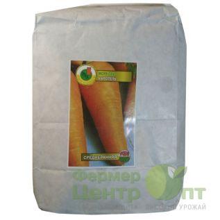 Семена Морковь Каротель, среднеранняя, 1 кг (PNOS)