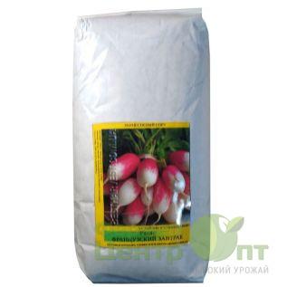 Семена Редис Французский Завтрак, раннеспелый, 1 кг (Фермер Центр Опт)
