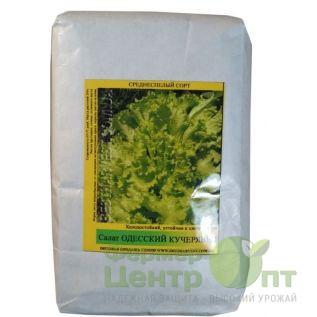 Семена Салат Одесский Кучерявец, среднеспелый, 500 г (Фермер Центр Опт)