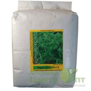 Семена Укроп Шмарагд, раннеспелый, 1 кг (Фермер Центр Опт)